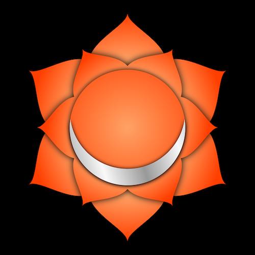 belly chakra symbol